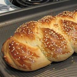 Choereg (Armenian Easter Bread)