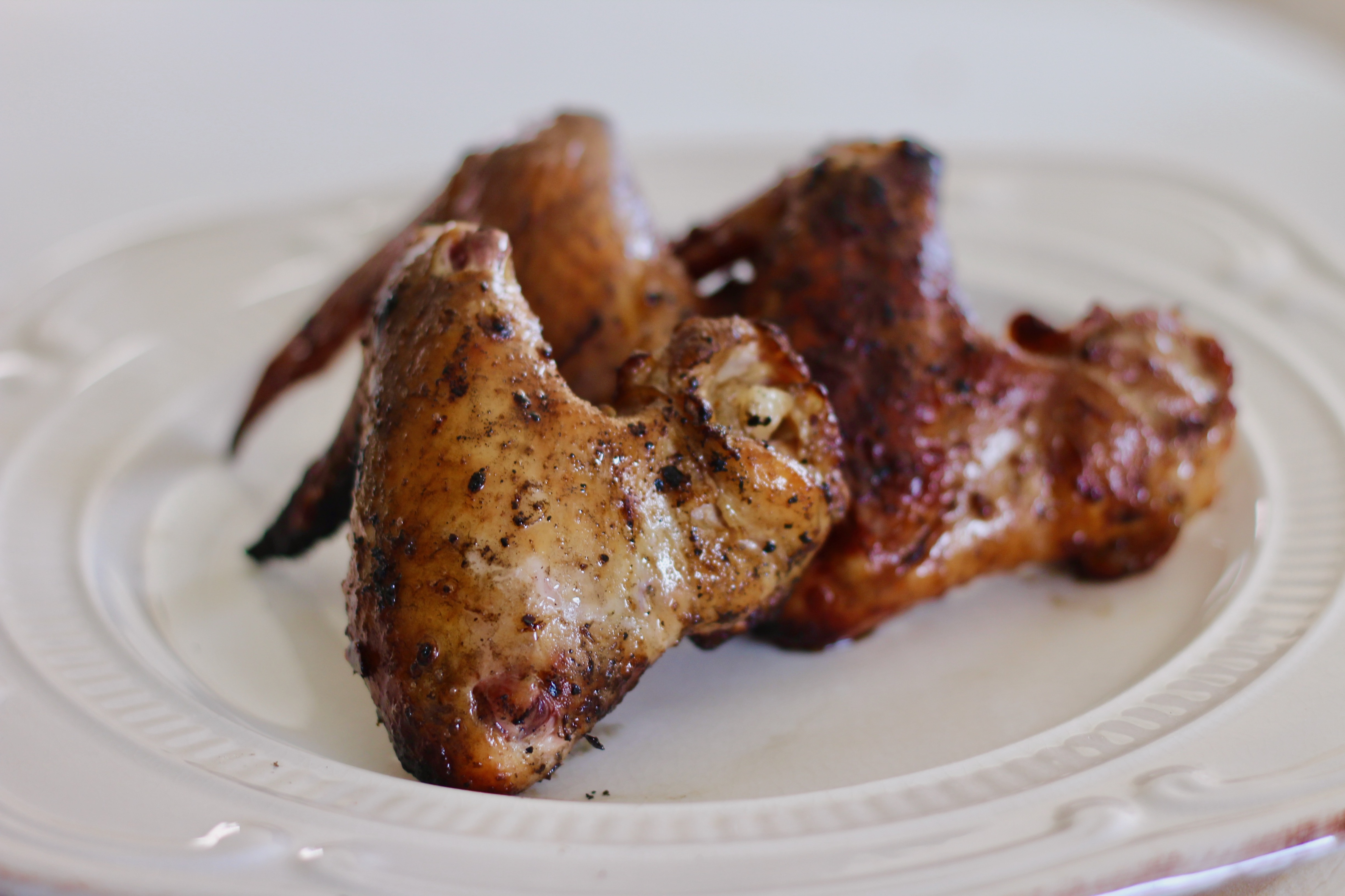 Juicy Extra Flavored Grilled Chicken Wings SunnyDaysNora