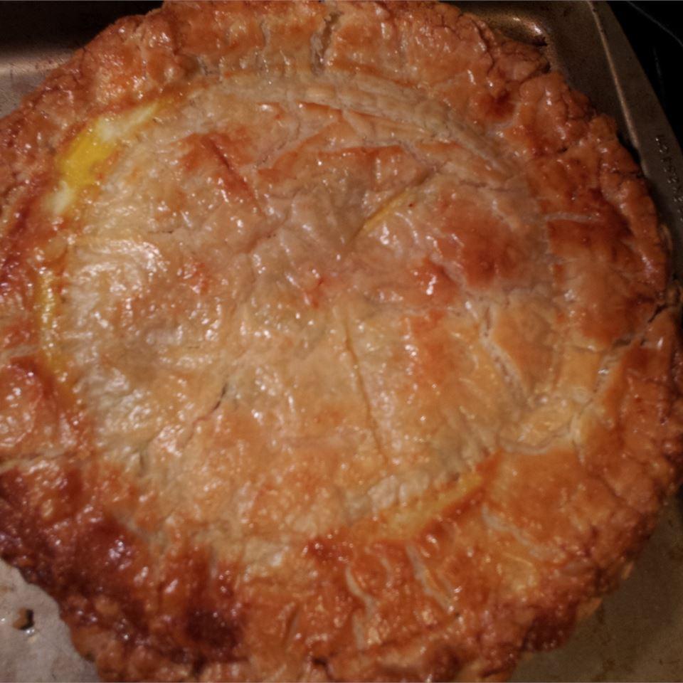 Chicken Pot Pie I Yaz