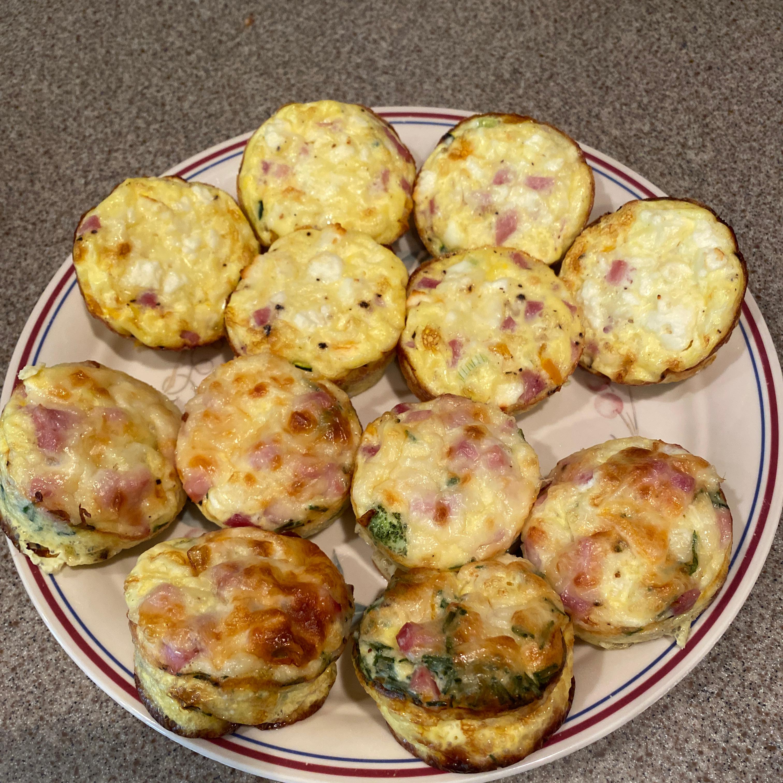 Muffin Pan Frittatas
