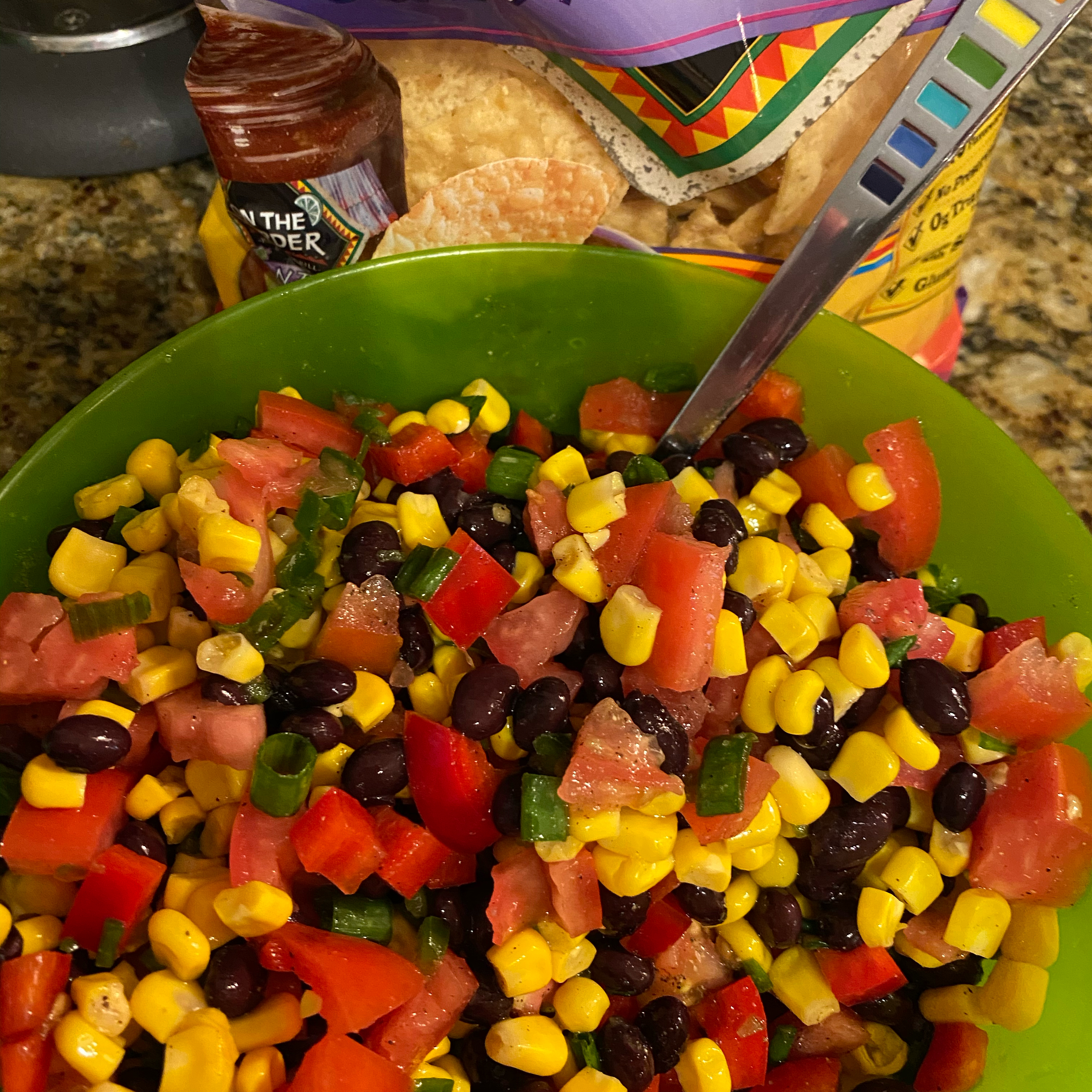 Black Bean and Corn Salsa from RED GOLD®