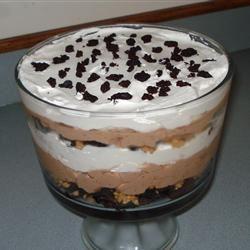 Chocolate Trifle Nellie Fiorenzi