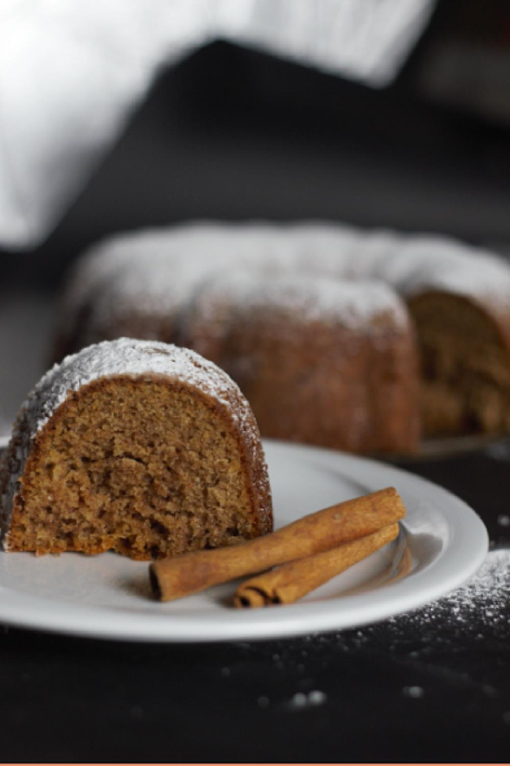 Best Ever Cinnamon Bundt® Cake Hania's Kitchen