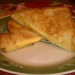 Mom's Gourmet Grilled Cheese Sandwich