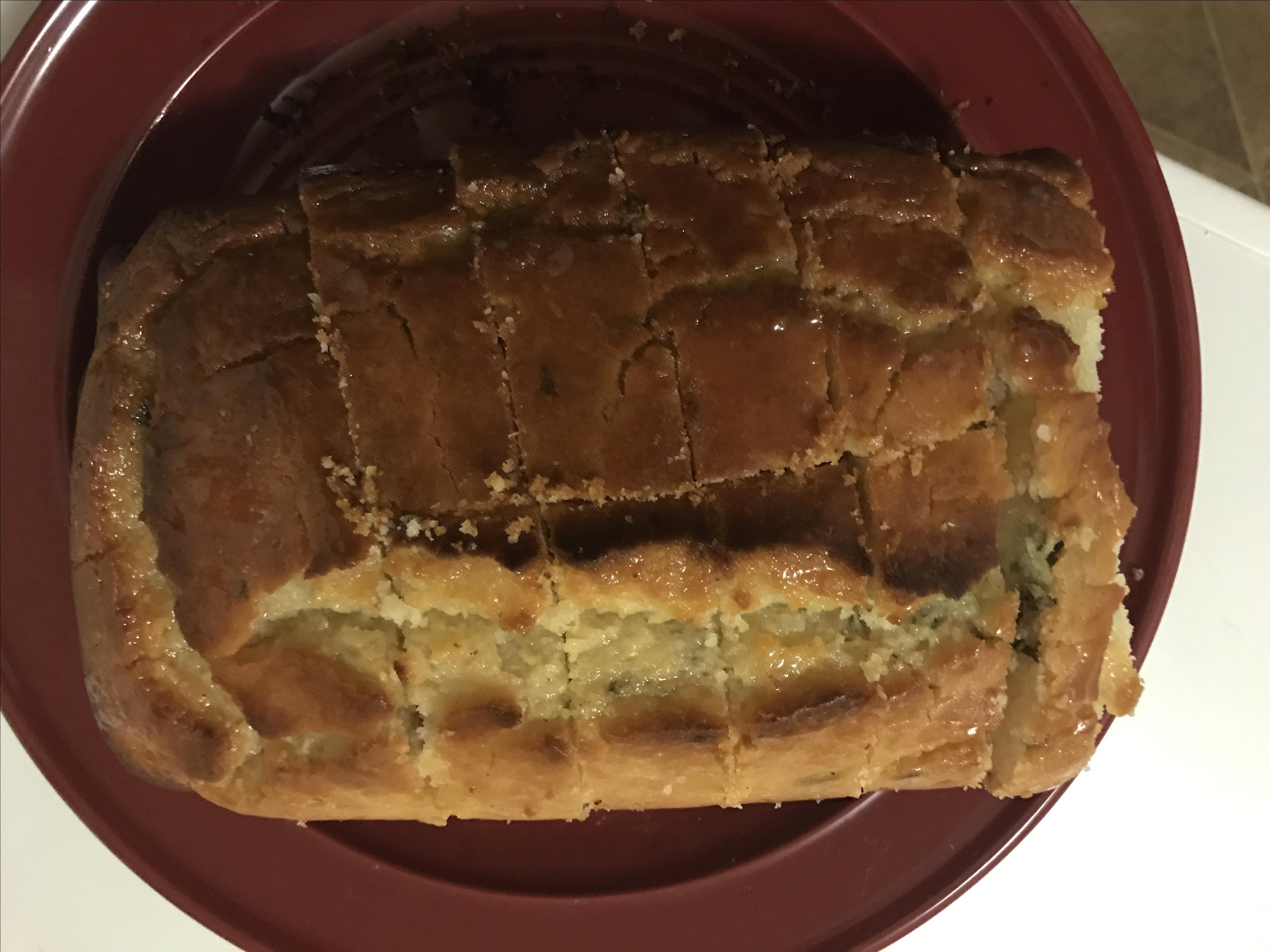 Mojito Loaf Cake Jean Ballard