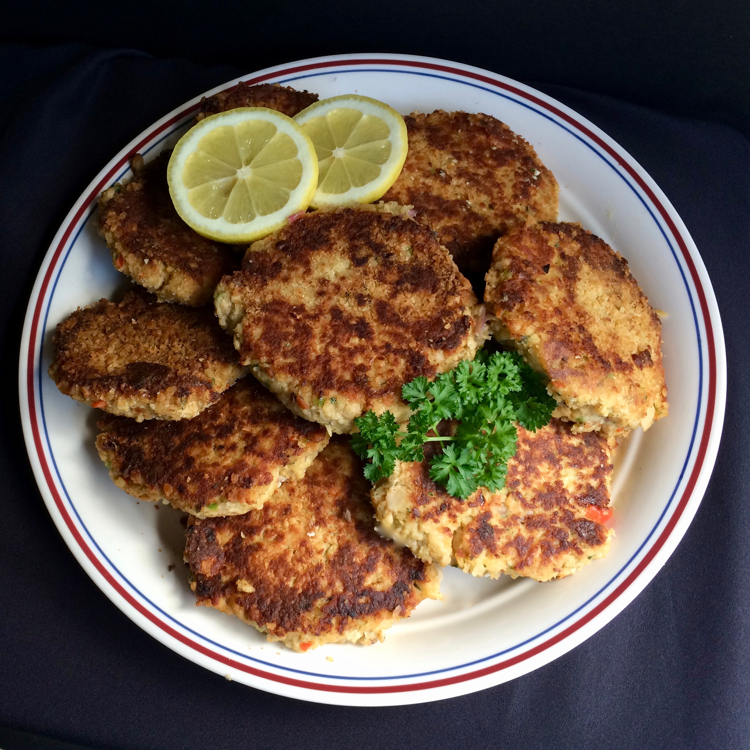 Favorite Salmon Cakes