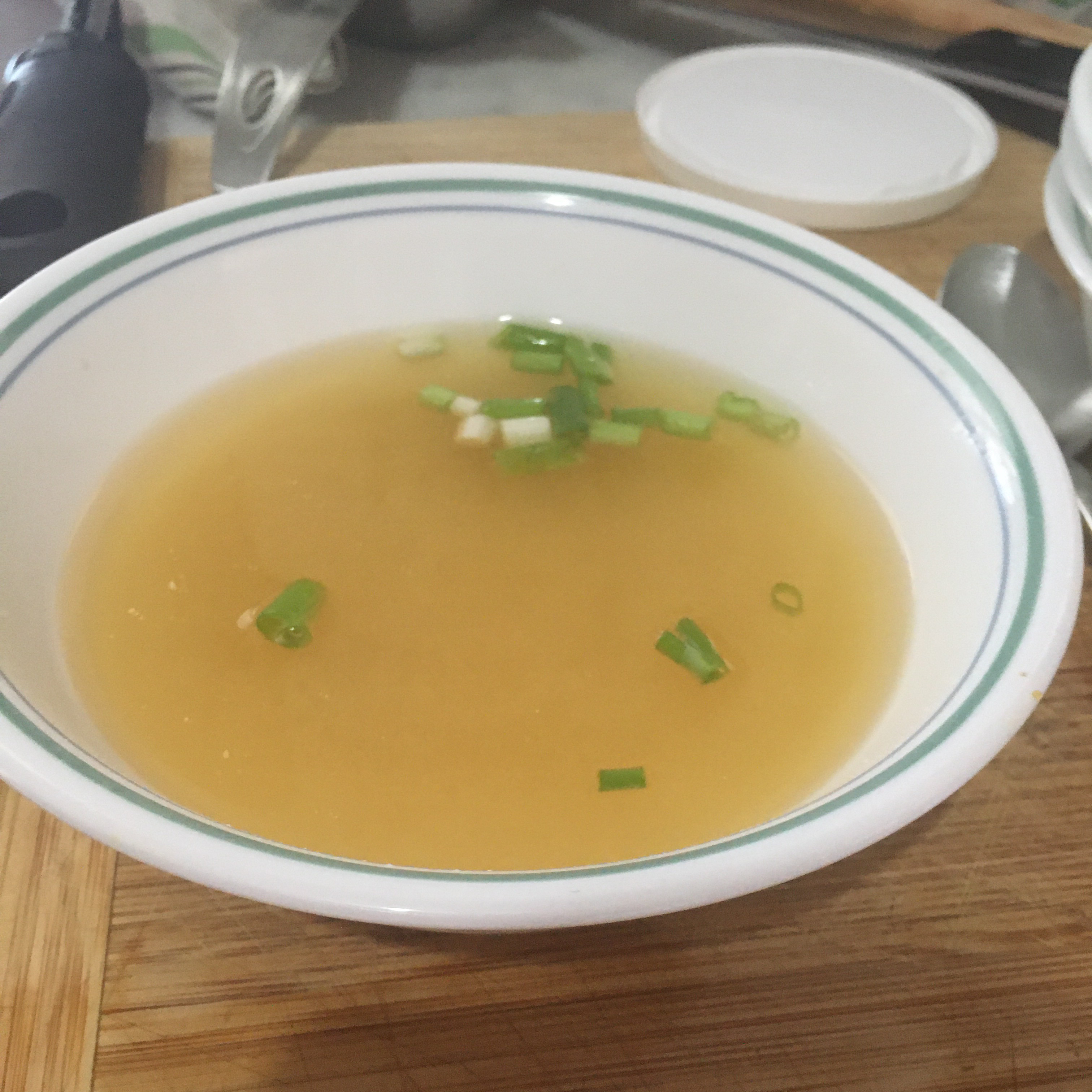 Authentic Miso Soup carrie