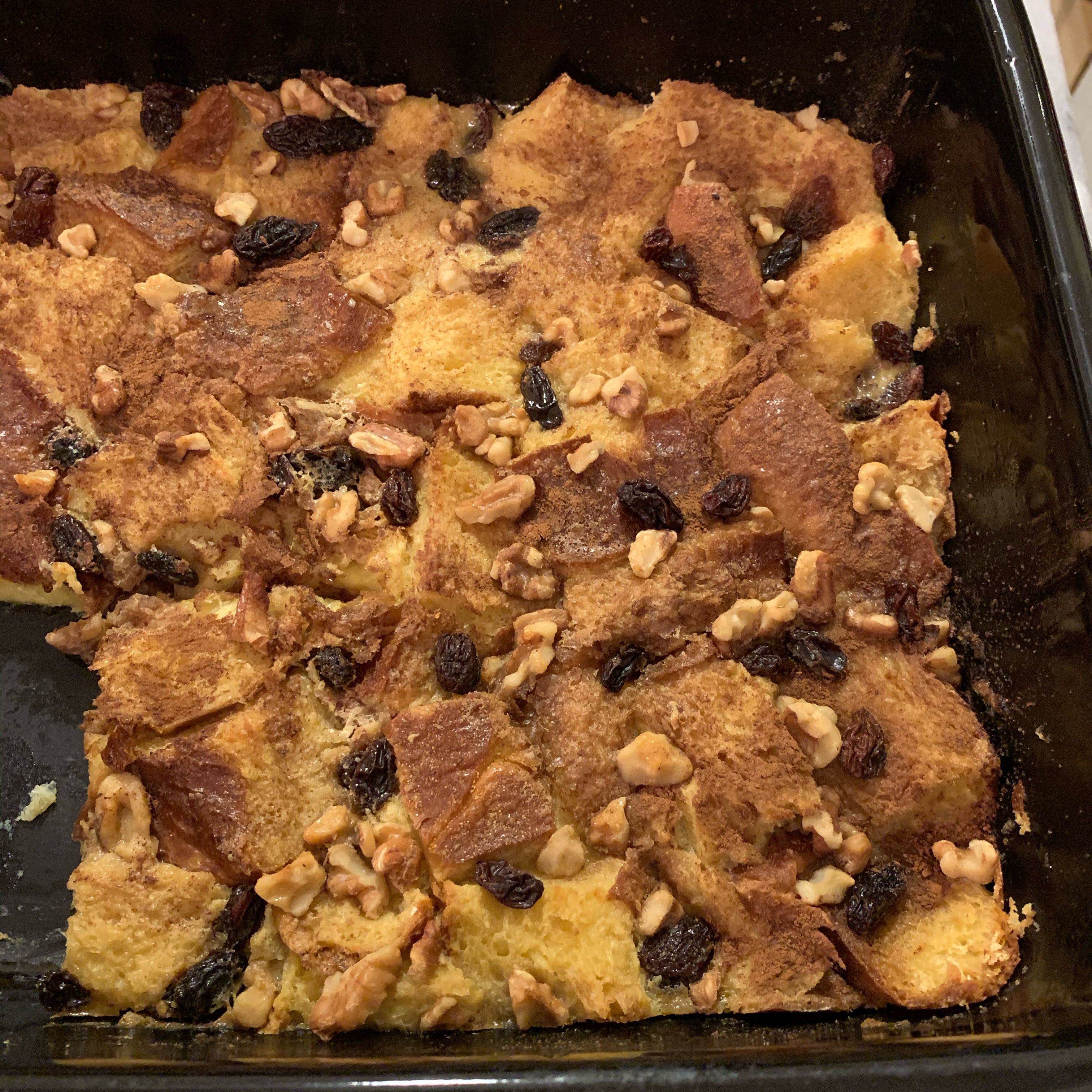 Easy Bread Pudding II Lila Gold
