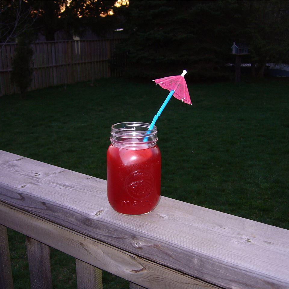 Easy Raspberry Lemonade 5Foot3