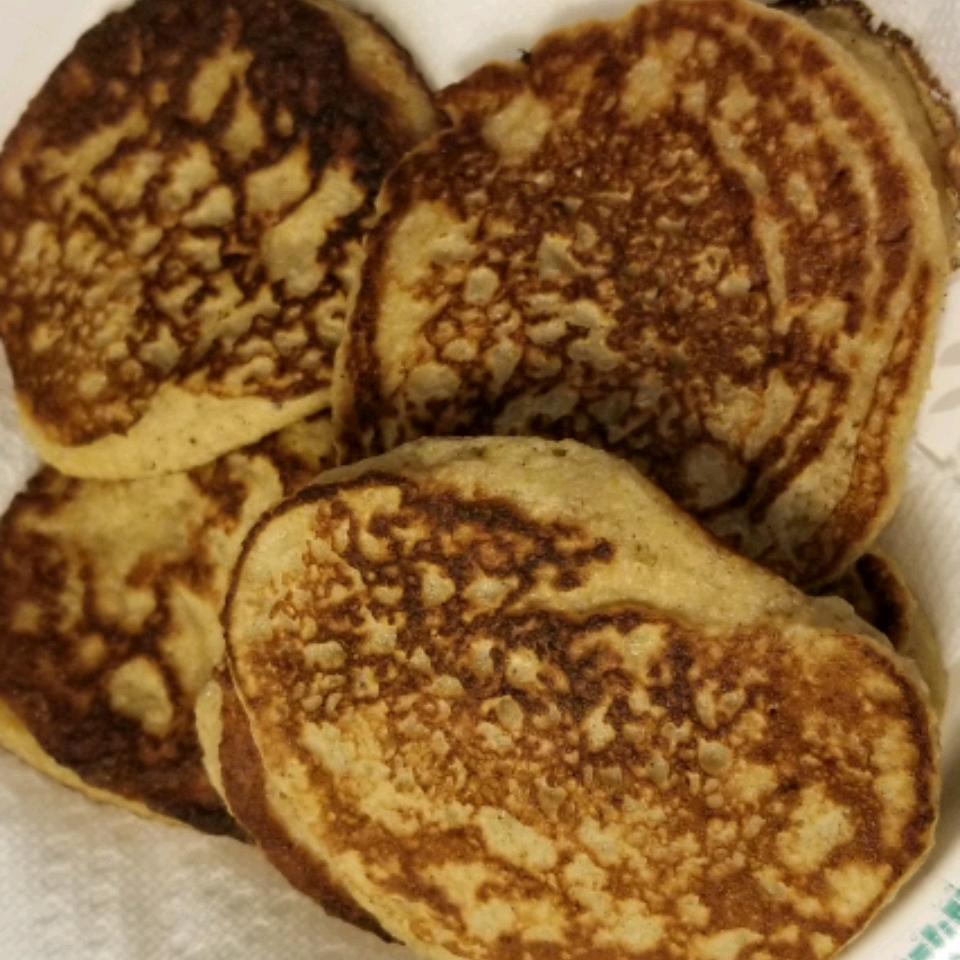 No Milk, No Wheat, Banana Pancakes