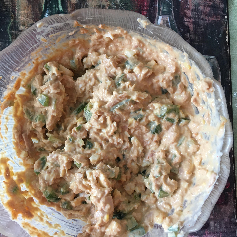 Sriracha Tuna Salad MangoPickle