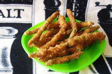deep fried asparagus recipe