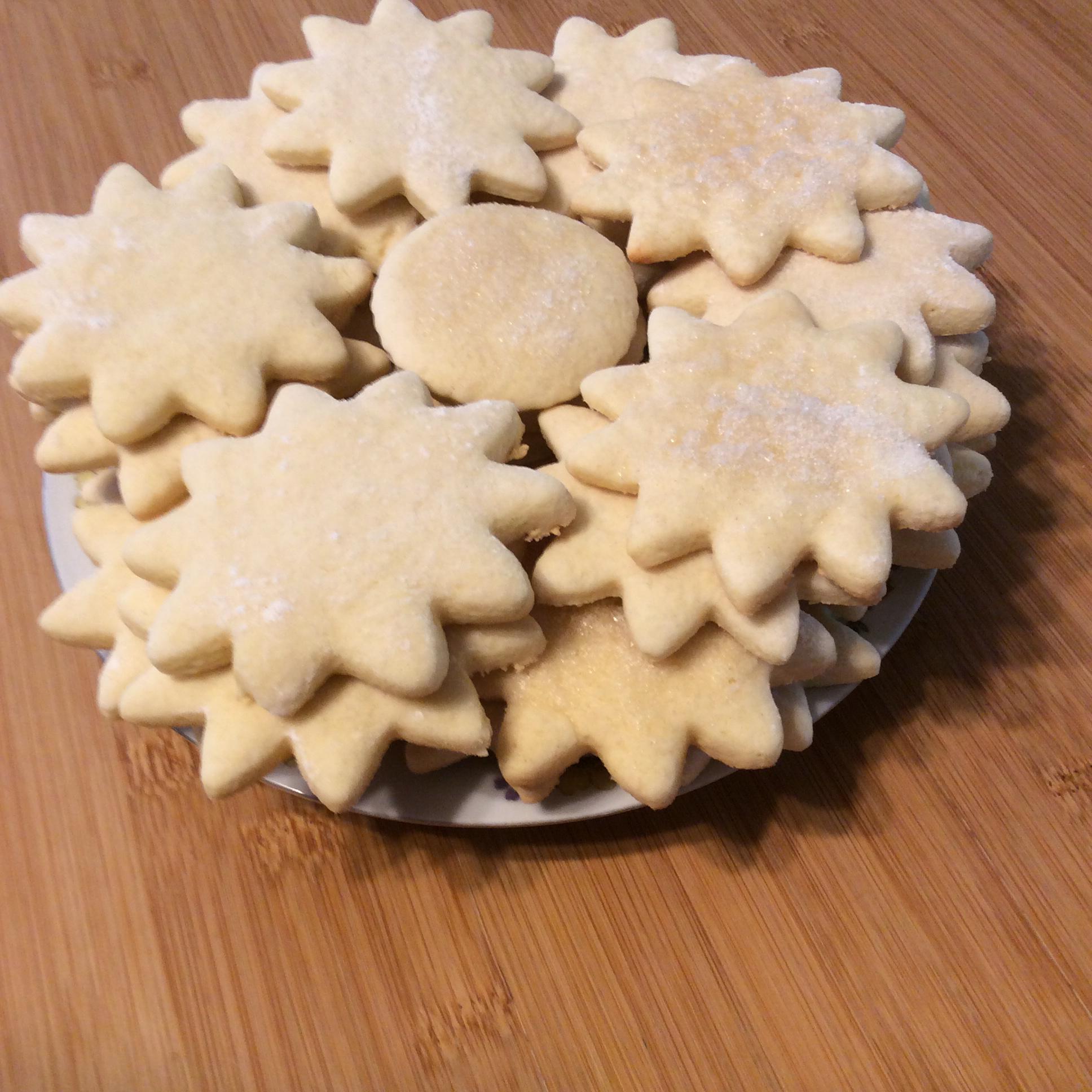 Easy Portuguese Cookies