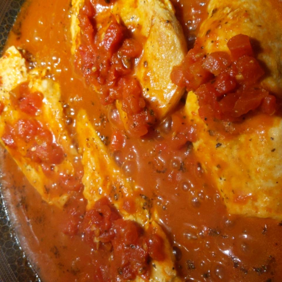 Tender Tomato Chicken Breasts Hainesmom