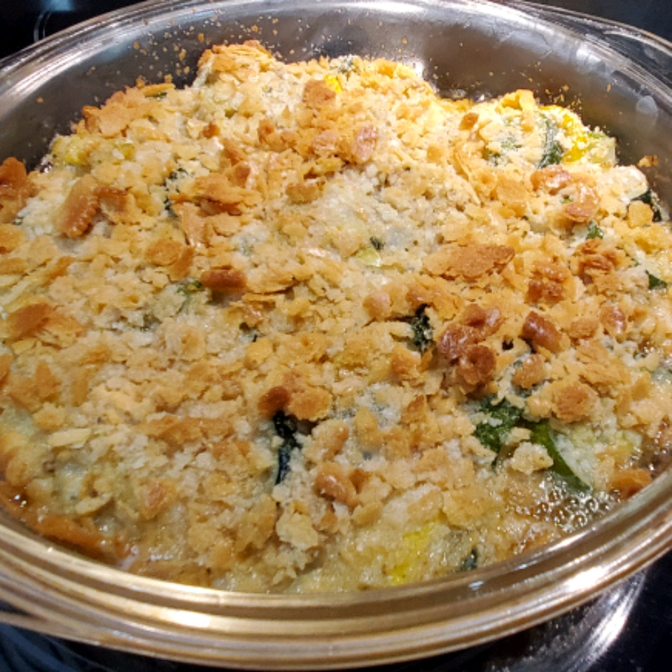 Southern Baked Yellow Squash