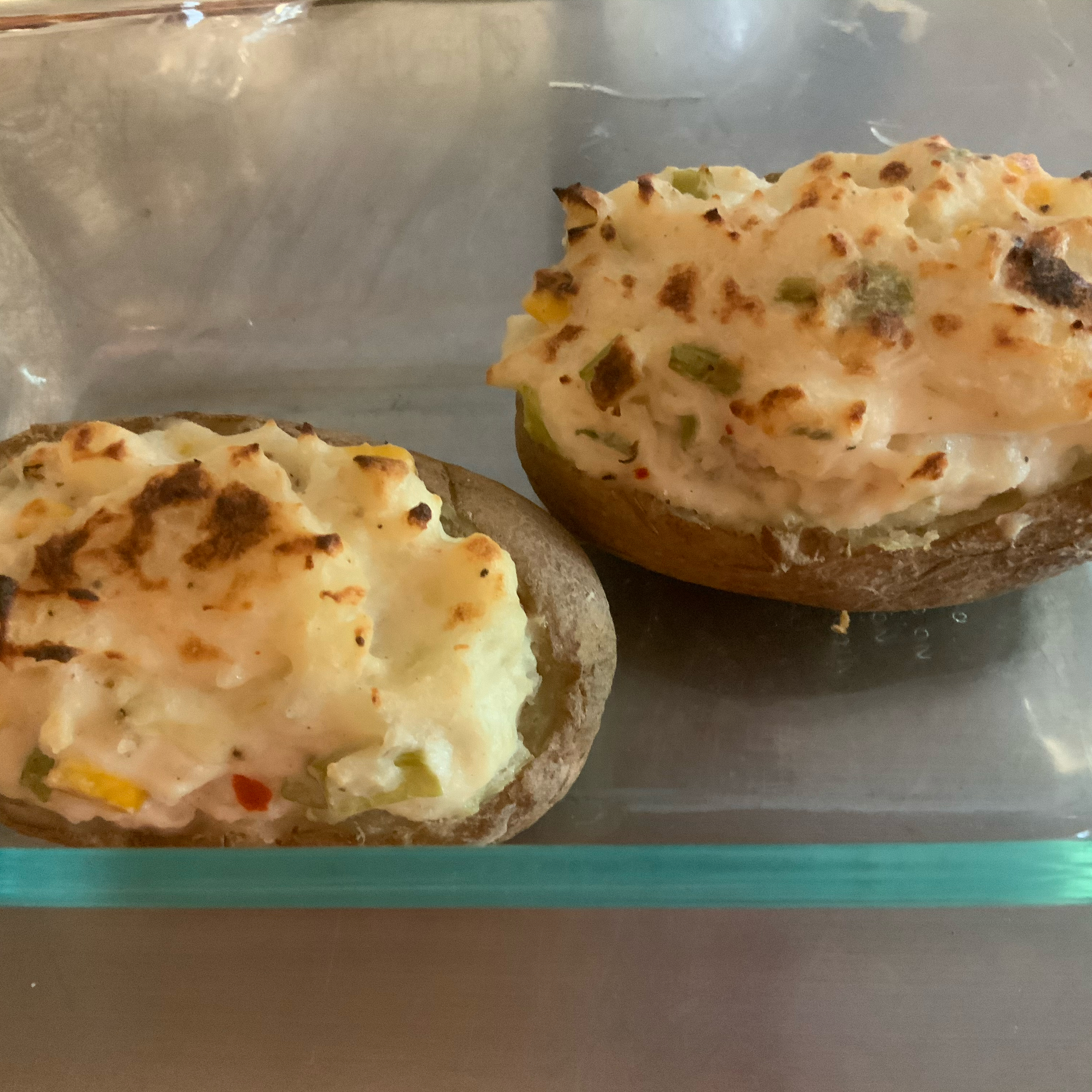 Healthier Ultimate Twice-Baked Potatoes Traycee1234