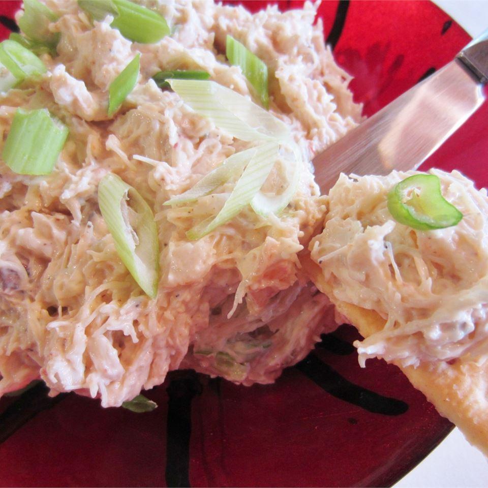 Crab 'N Shrimp Dip Cindy Carnes