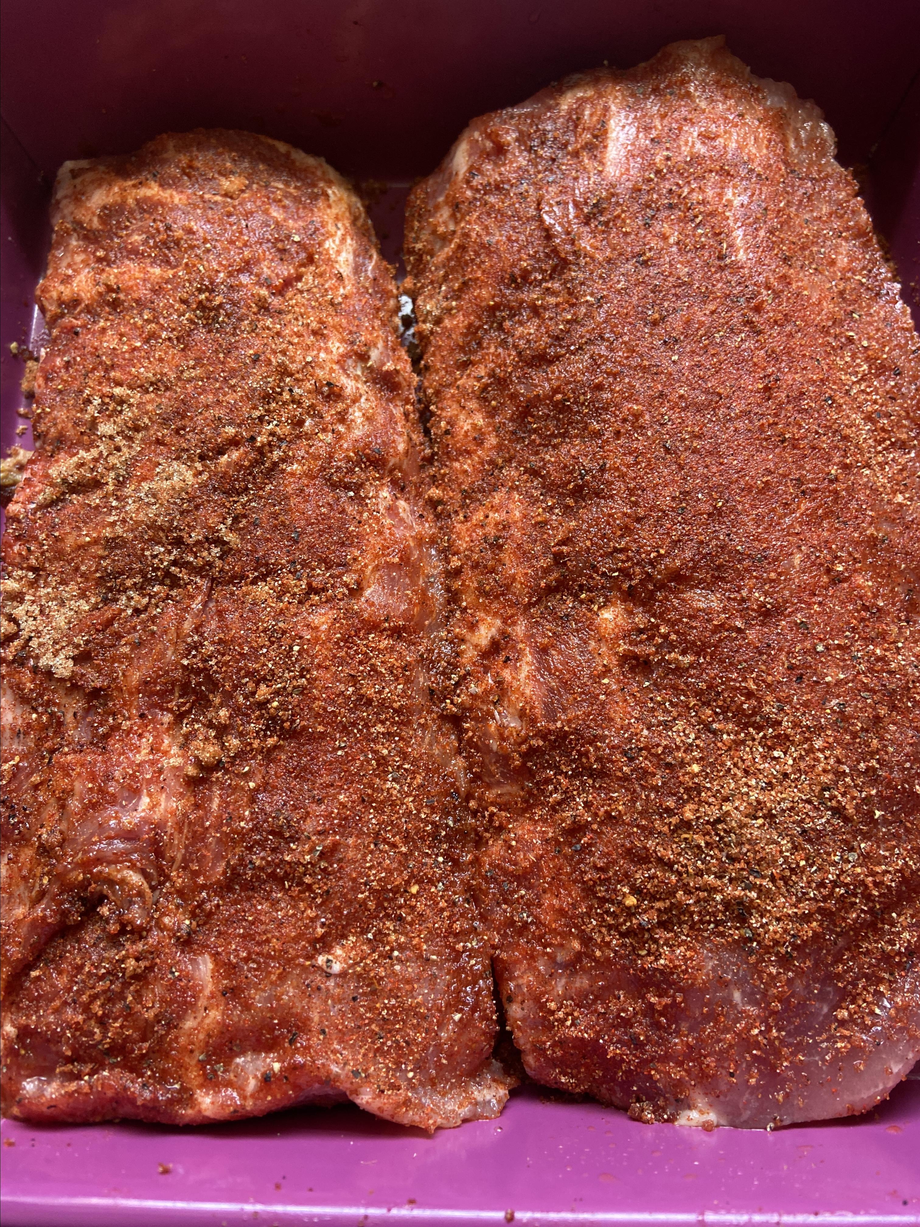 Brown Sugar BBQ Rub