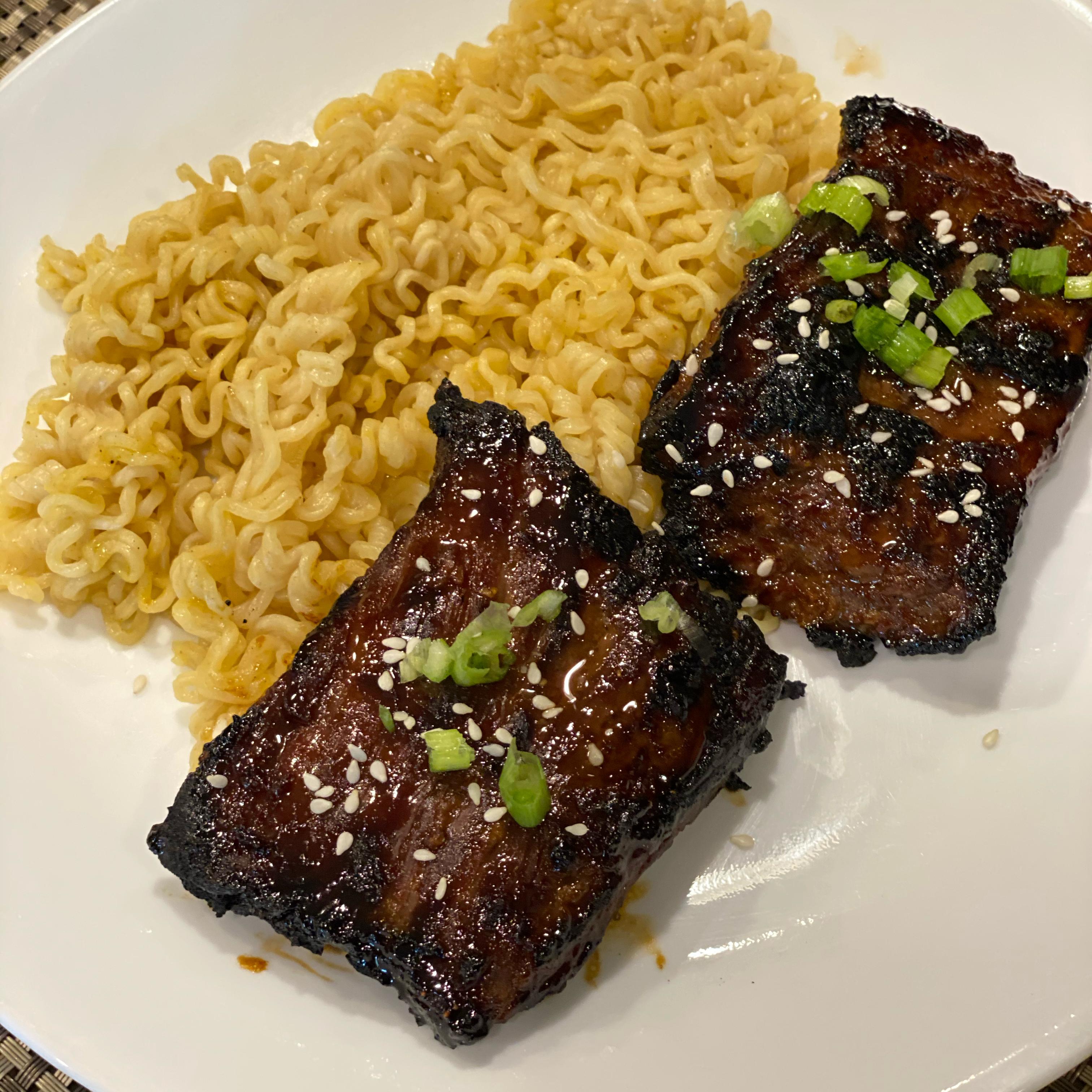 Grilled Hoisin Beef rachels694