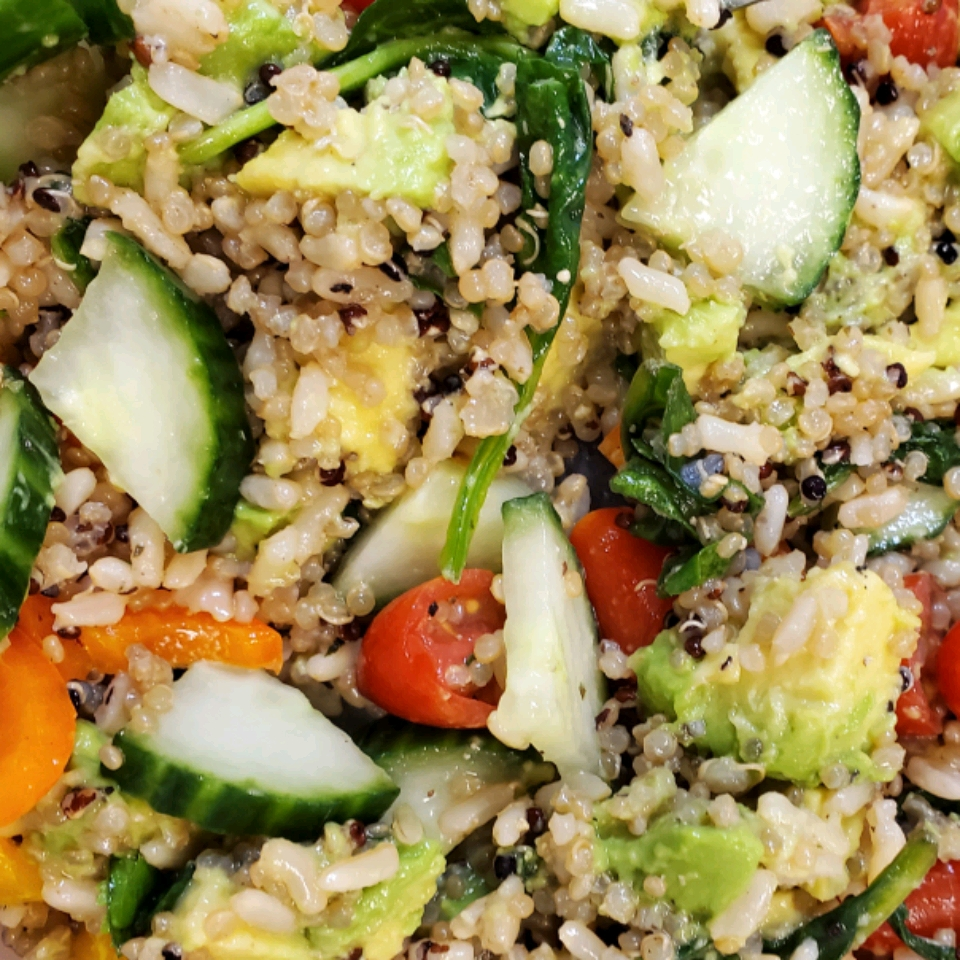 Summer Quinoa Salad