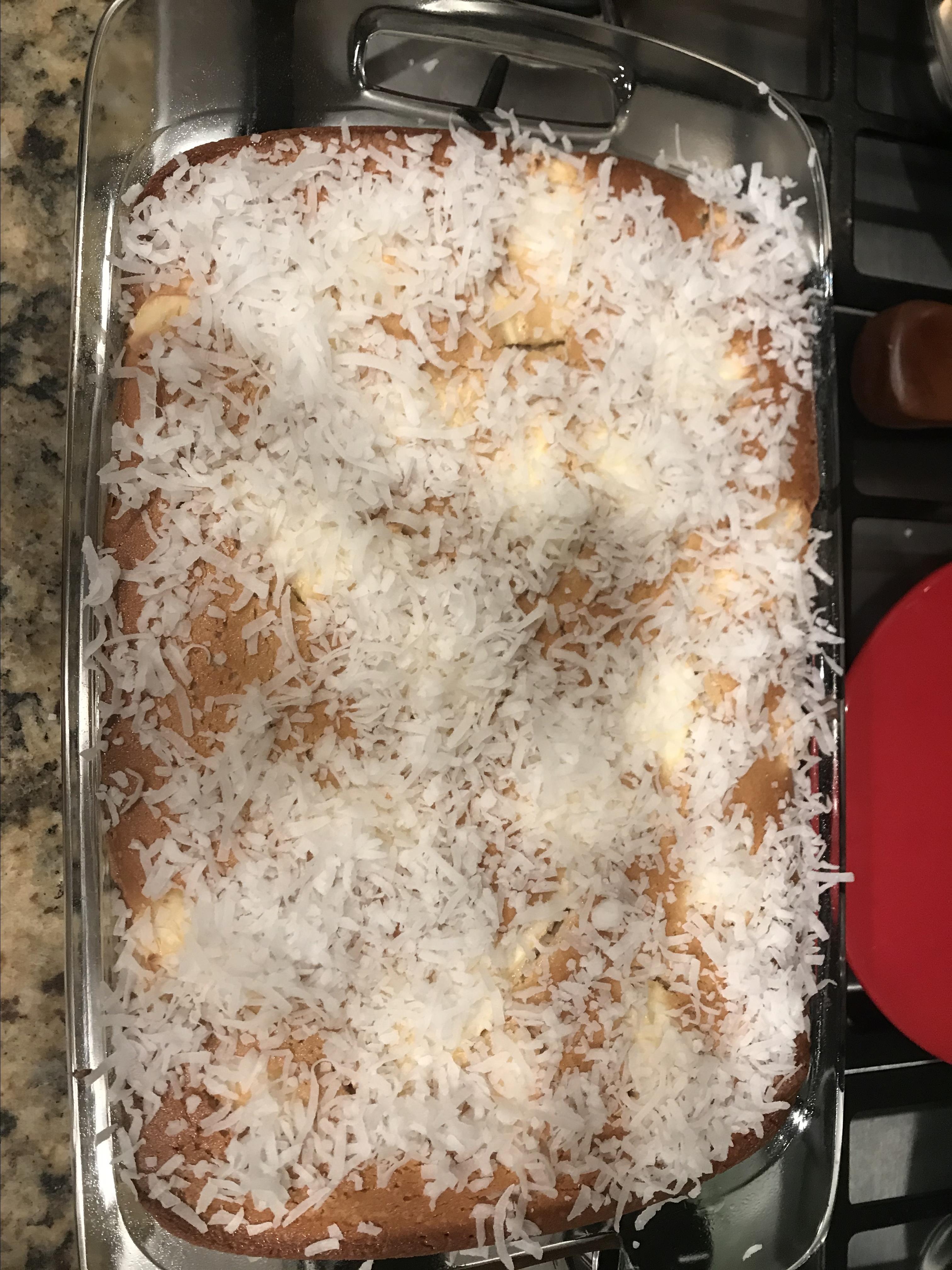 Chewy Coconut Bibingka (Filipino Rice Cake) Eileen Seibel