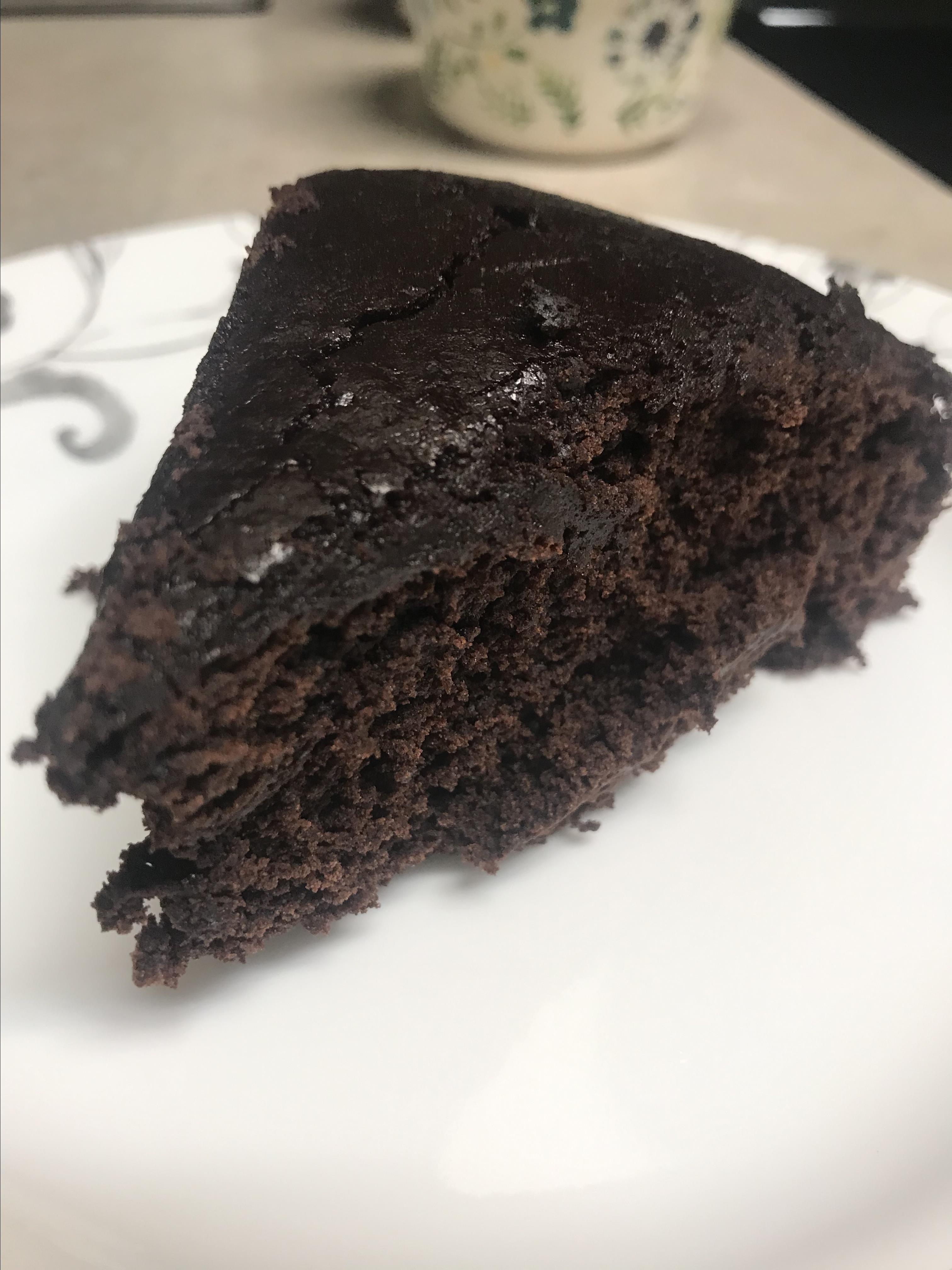 Dark Chocolate Beet Cake