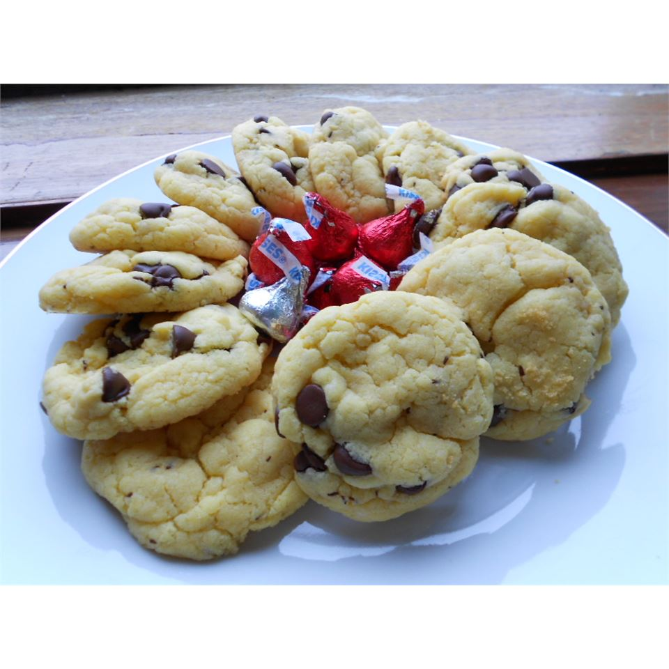 Cake Mix Cookies VII kellieann