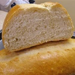 Italian Bread Using a Bread Machine moaa