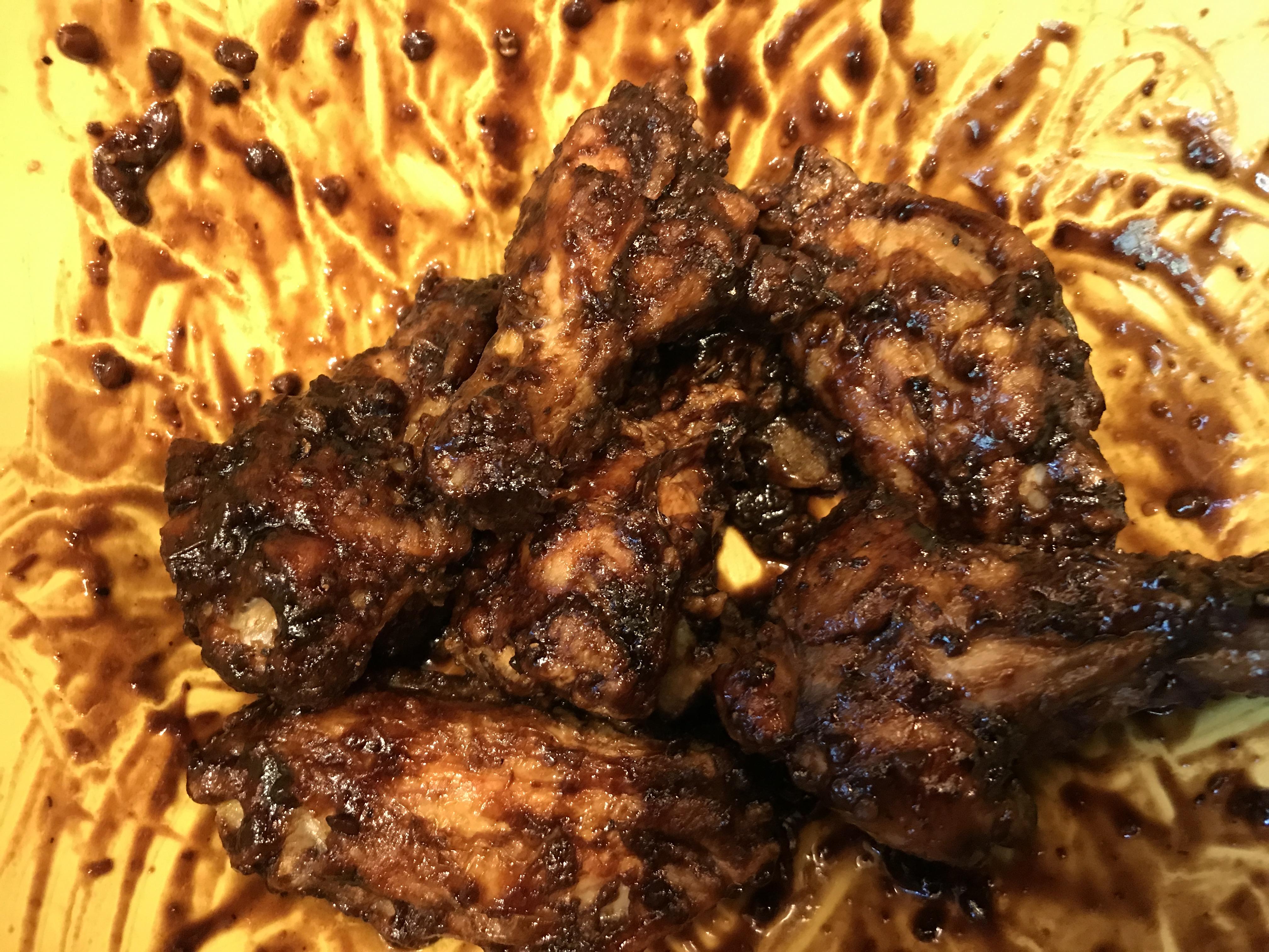 Air Fryer Balsamic-Glazed Chicken Wings Jeff Stern