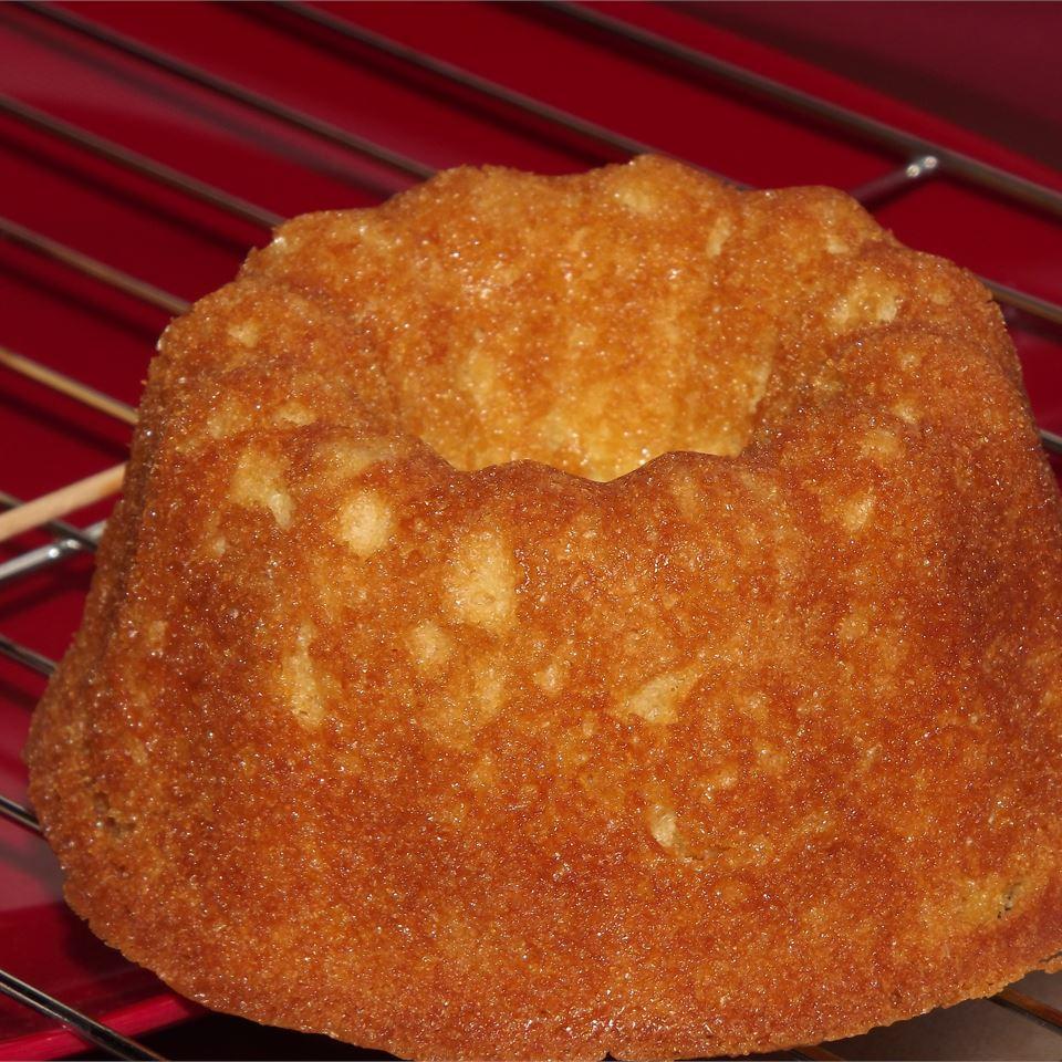Basic Pound Cake TRE8JSE