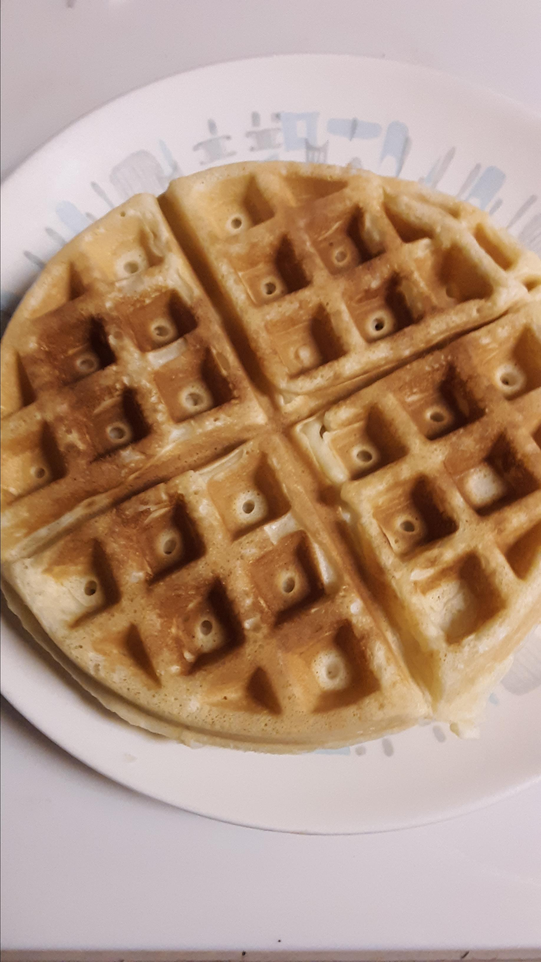 Classic Waffles Noel Struck