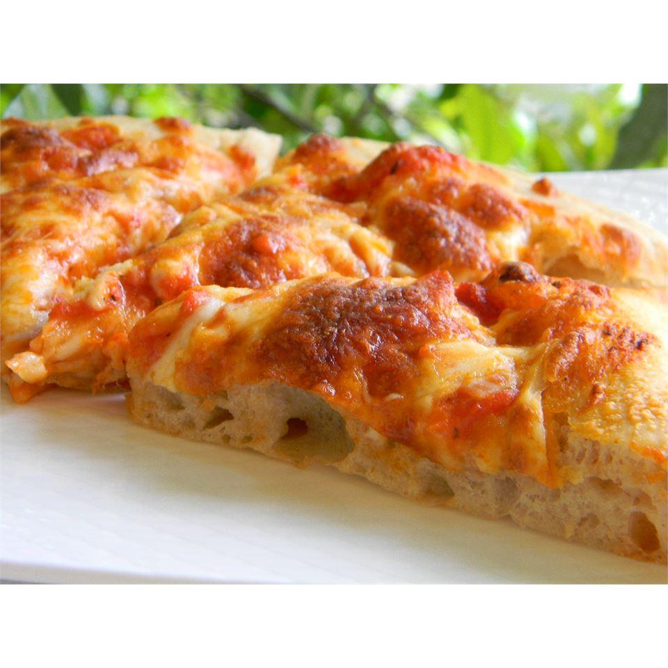 Easy Homemade Pizza Dough Baking Nana