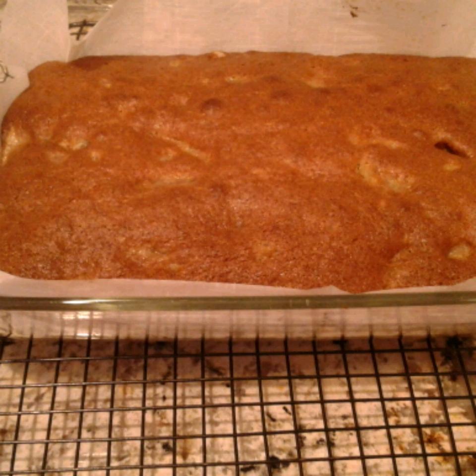 Pie Snacking Cake