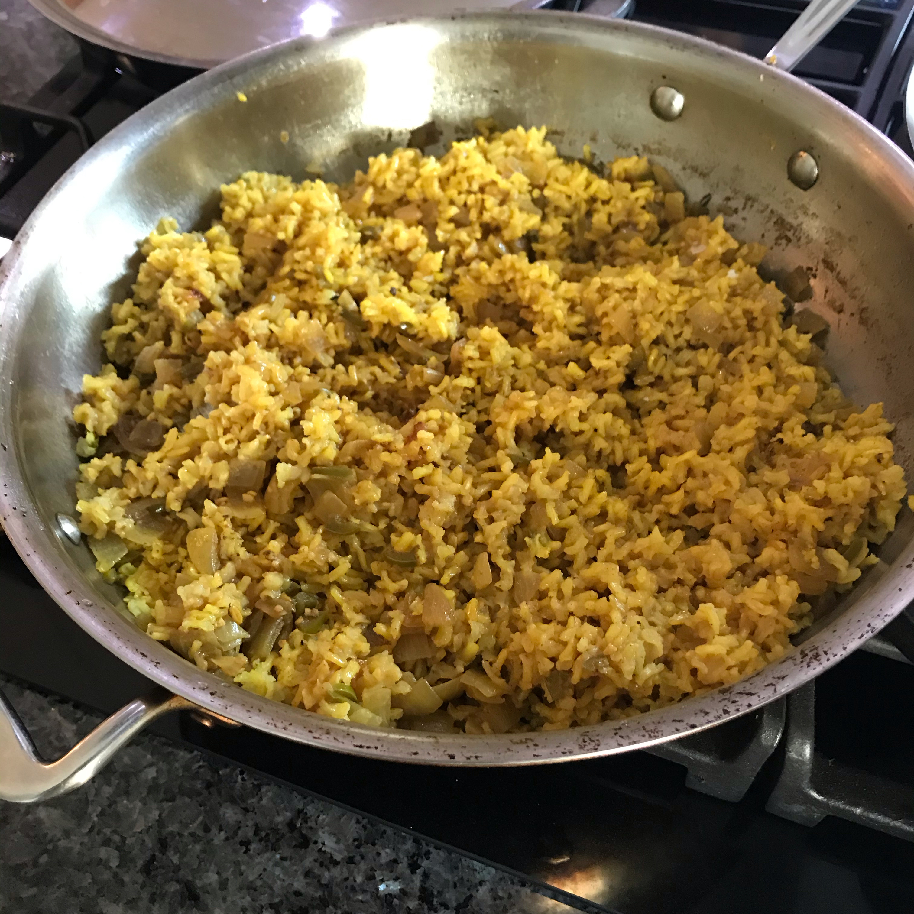 Indonesian Spiced Rice