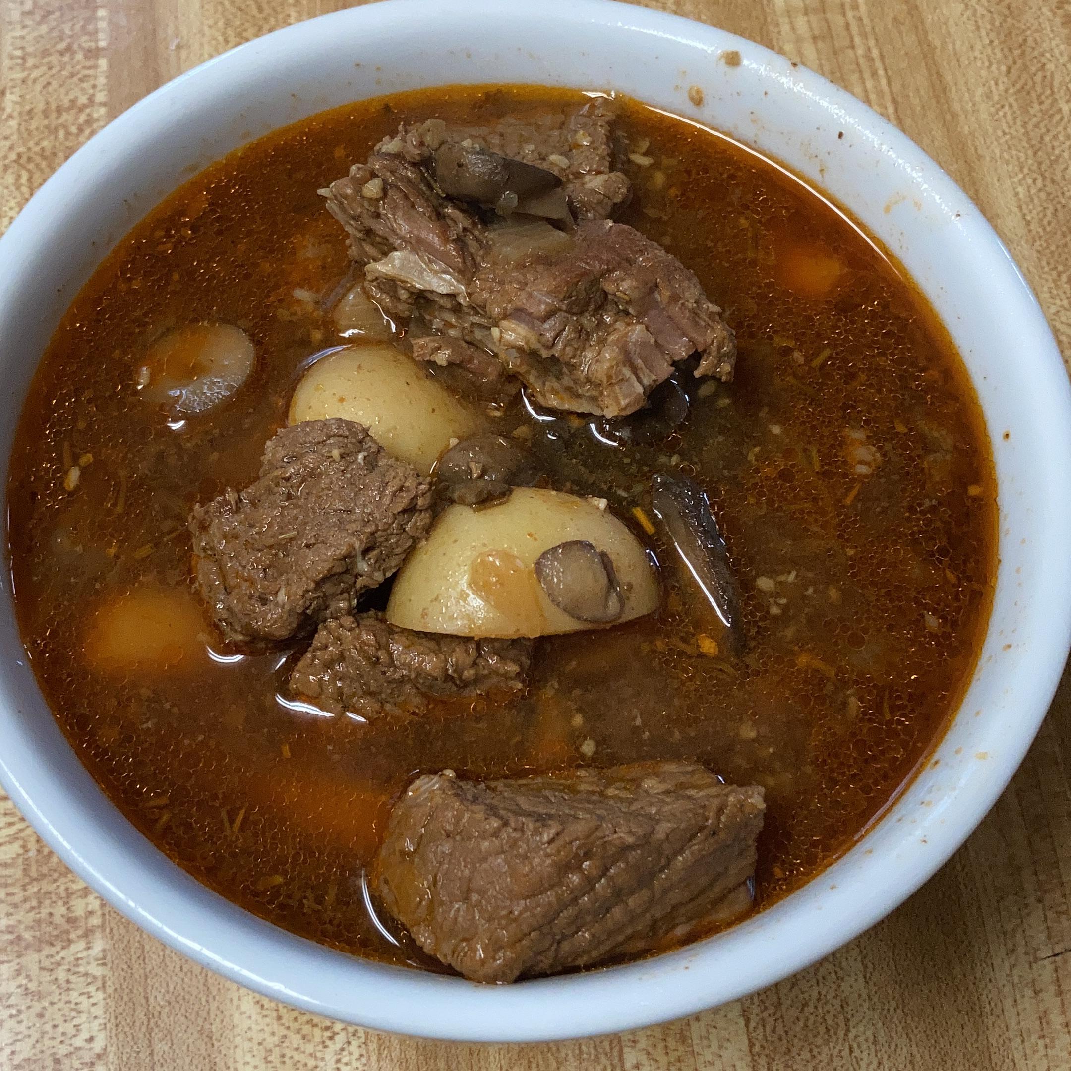 Instant Pot® Best Beef Stew