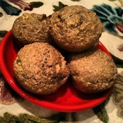 Low Fat Apple Bran Muffins Tarabarra