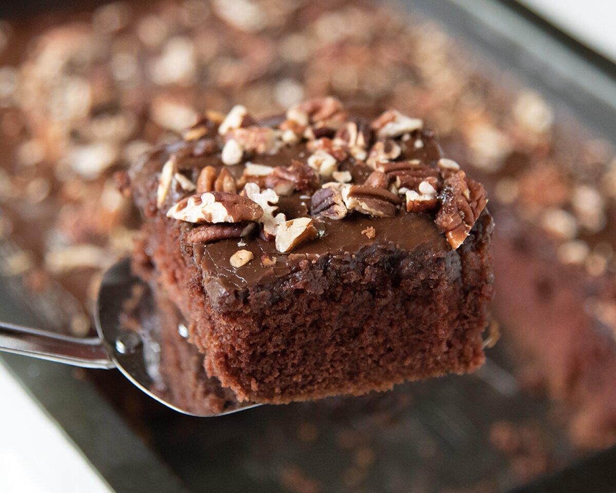 Old Fashioned Chocolate Cake Recipe Allrecipes