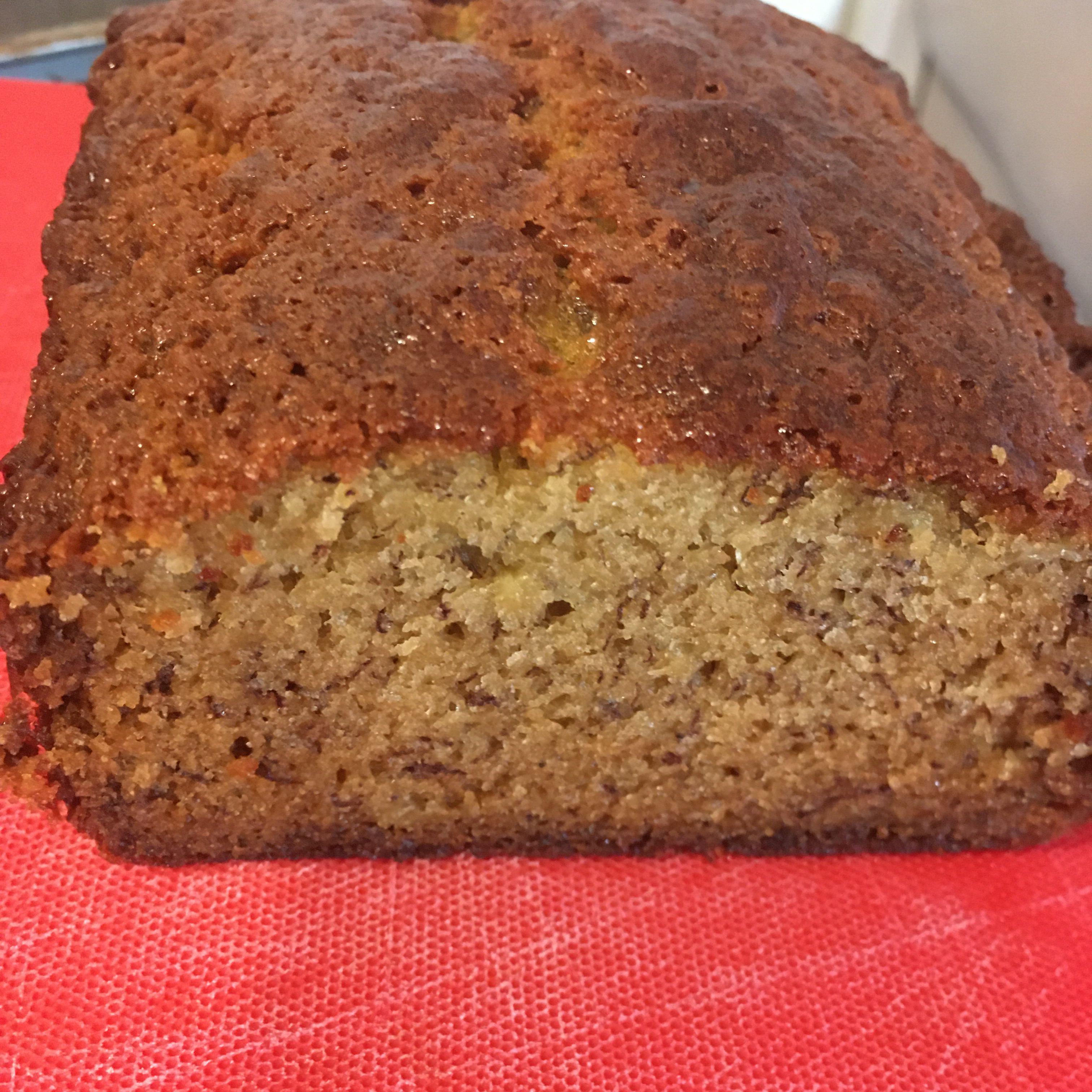 Simple Banana Coffee Cake Alison Acker