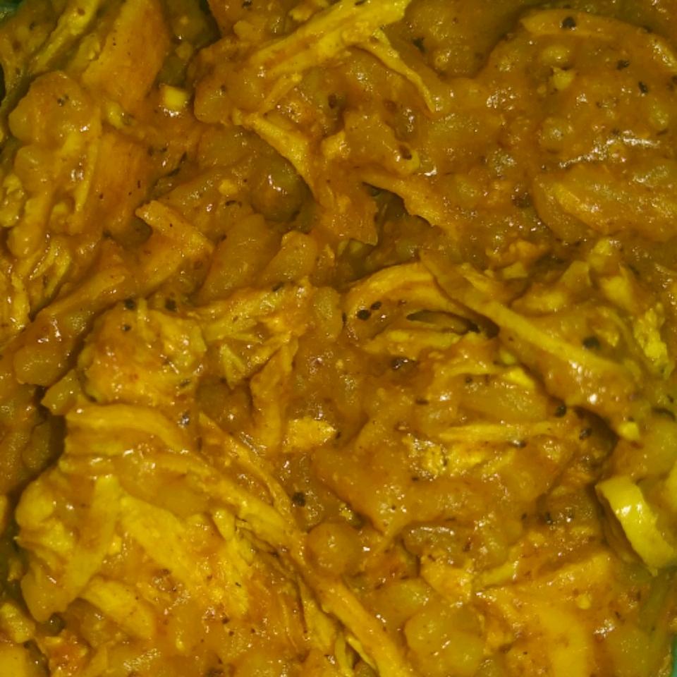 Chicken Curry and Potatoes Sasha Diaz
