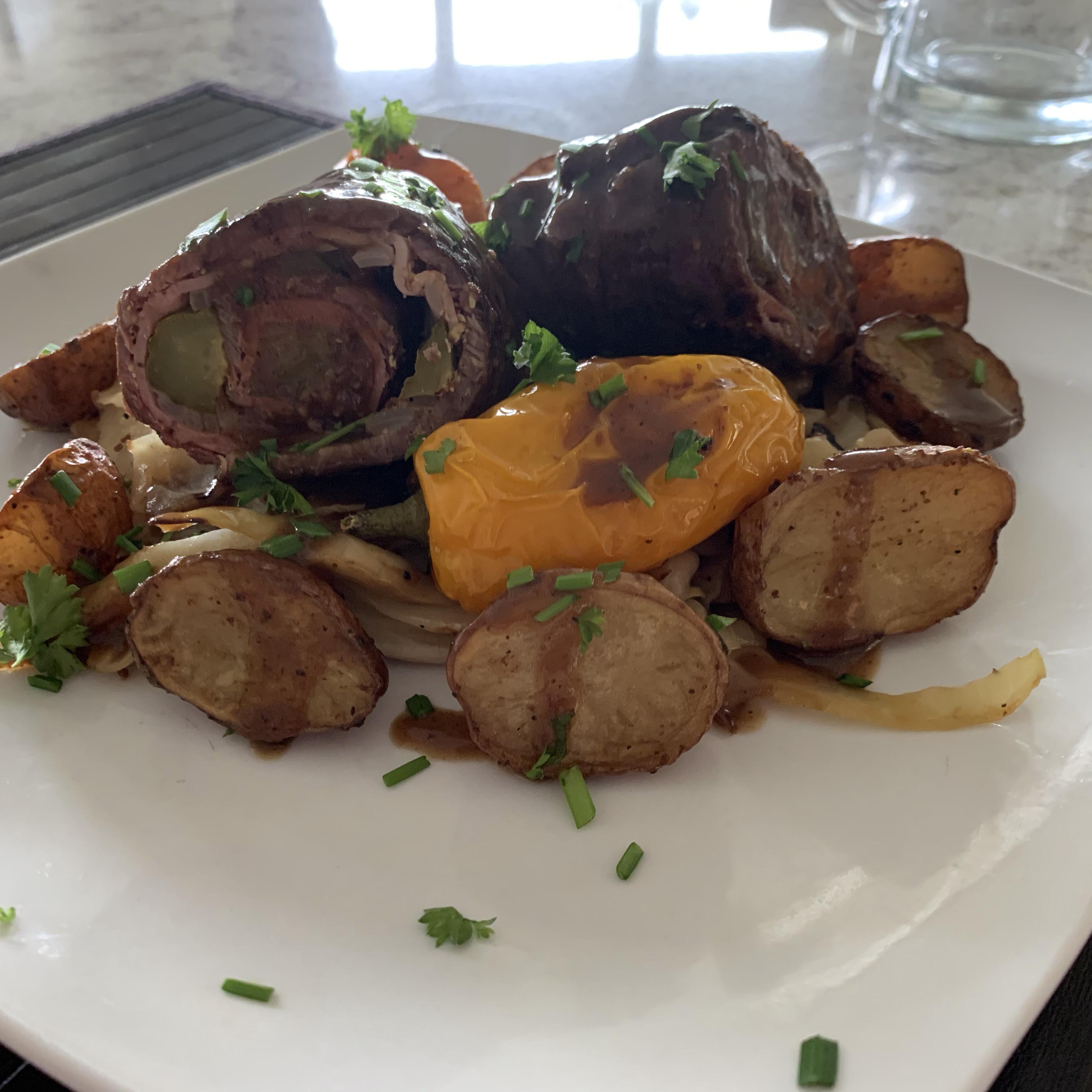 Chef John's Beef Rouladen cindi