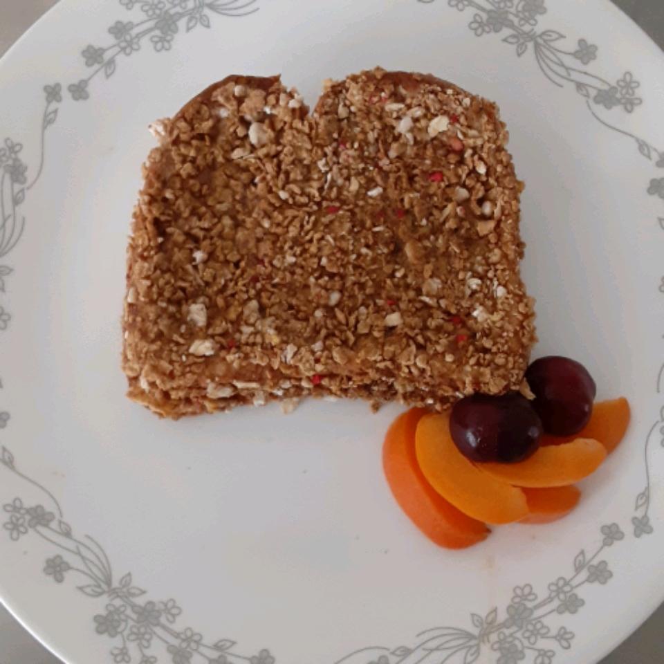 Crunchy Baked French Toast Sandy Elsholz