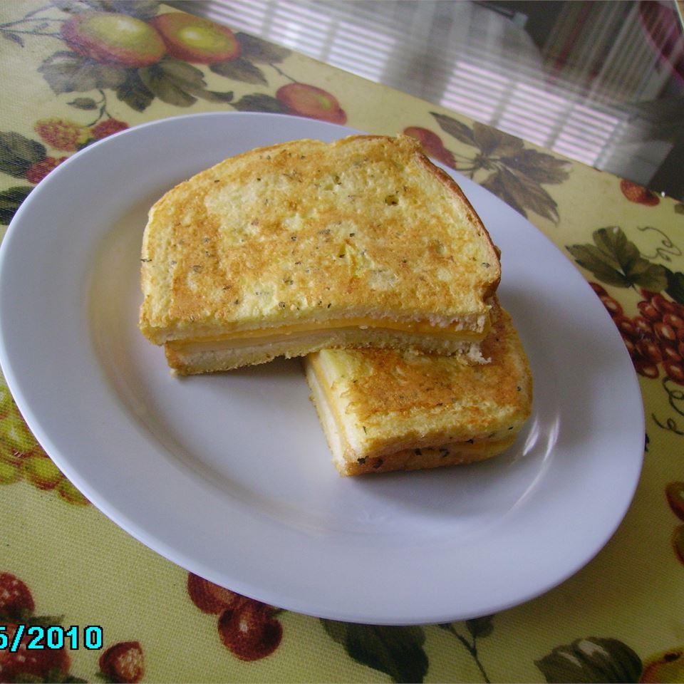 Grandma's Italian Grilled Cheese Sandwich
