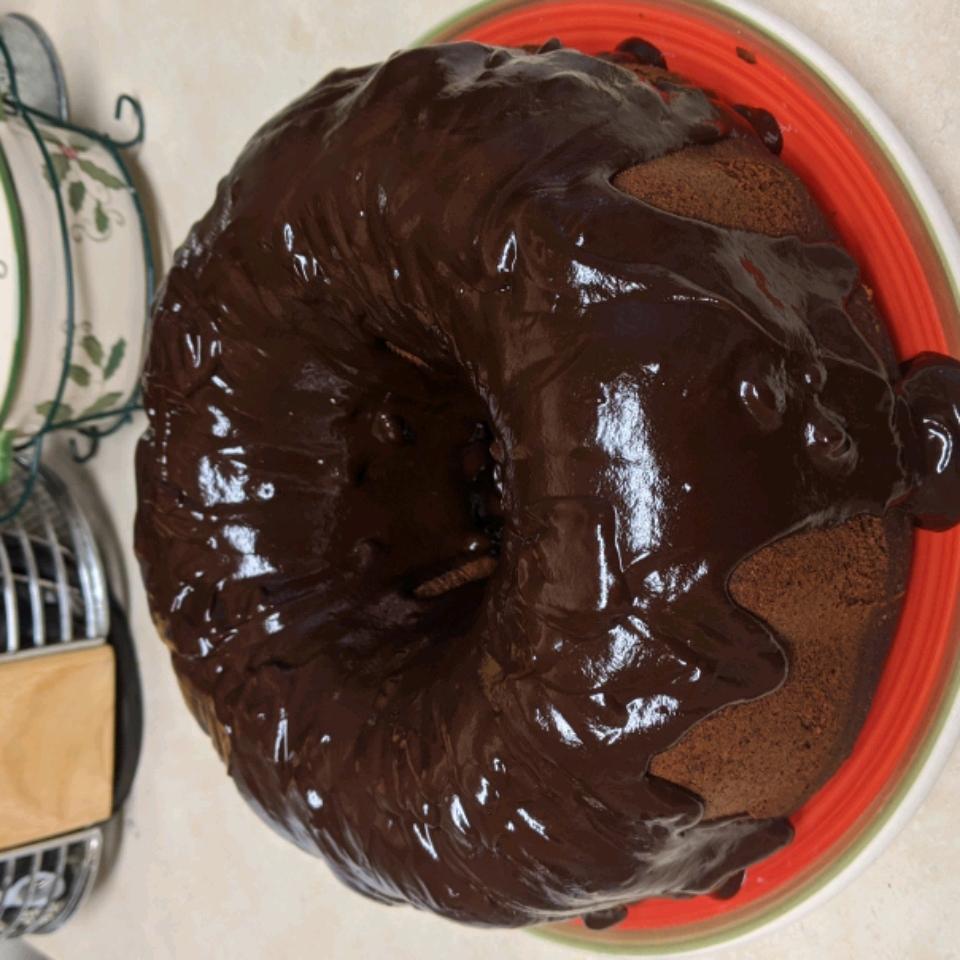 Homemade Dark Chocolate Glaze Julie Campbell