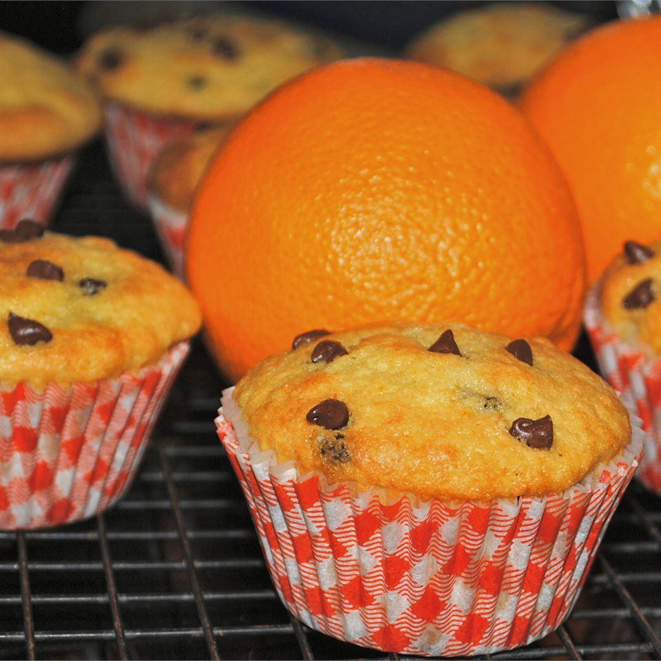 Orange Chocolate Muffins Pam Ziegler Lutz