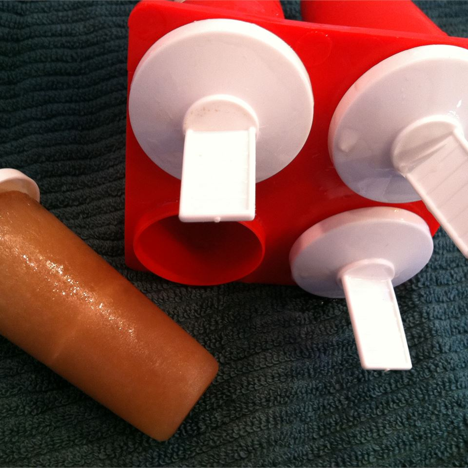 Old Fashioned Vanilla Ice Pops (a.k.a. Pop Pops)