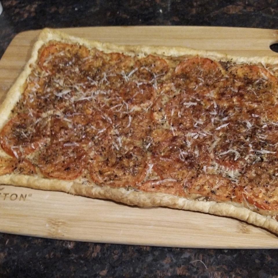 Chef John's Tomato Tart