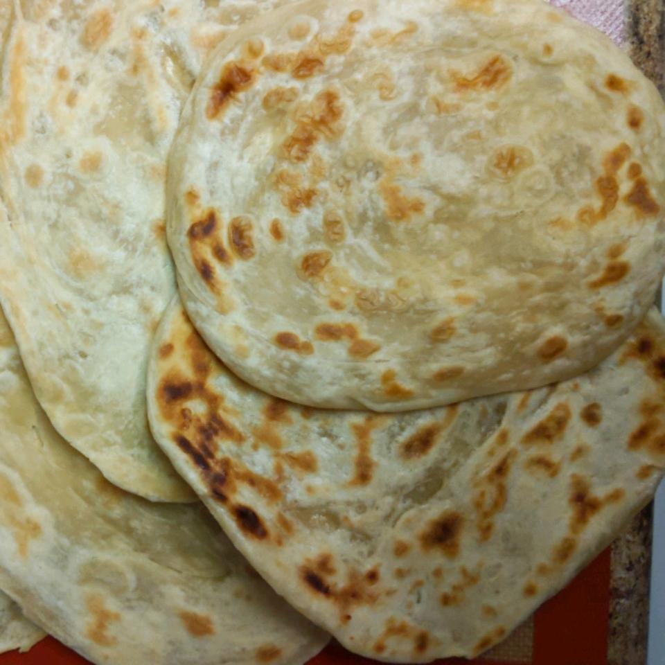 Roti Canai/Paratha (Indian Pancake) Recipe Catcher