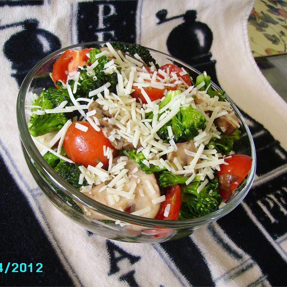 Broccoli Salad with Margarita Dressing Christina