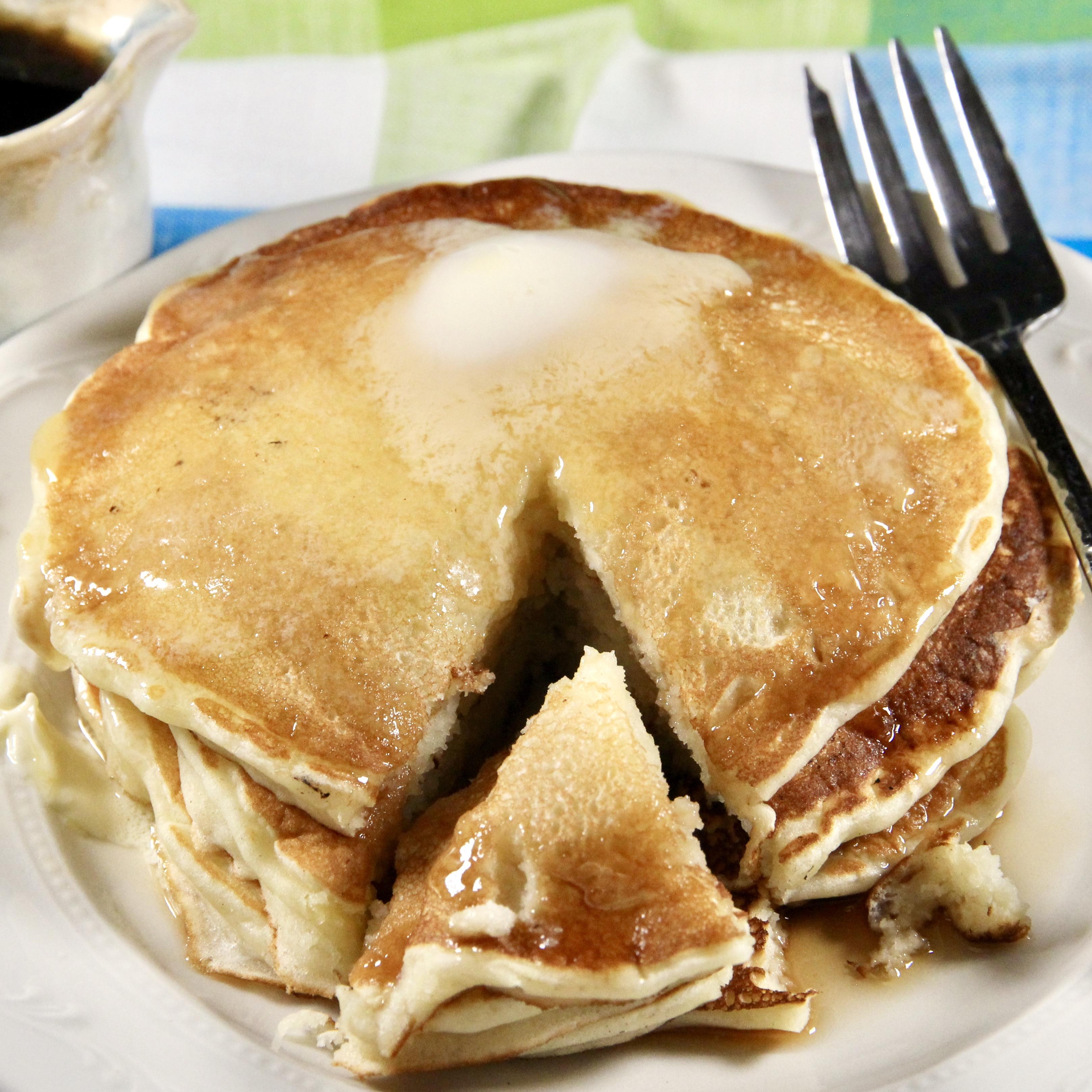 Grandpa Mack's Fifth-Generation Pancake Recipe