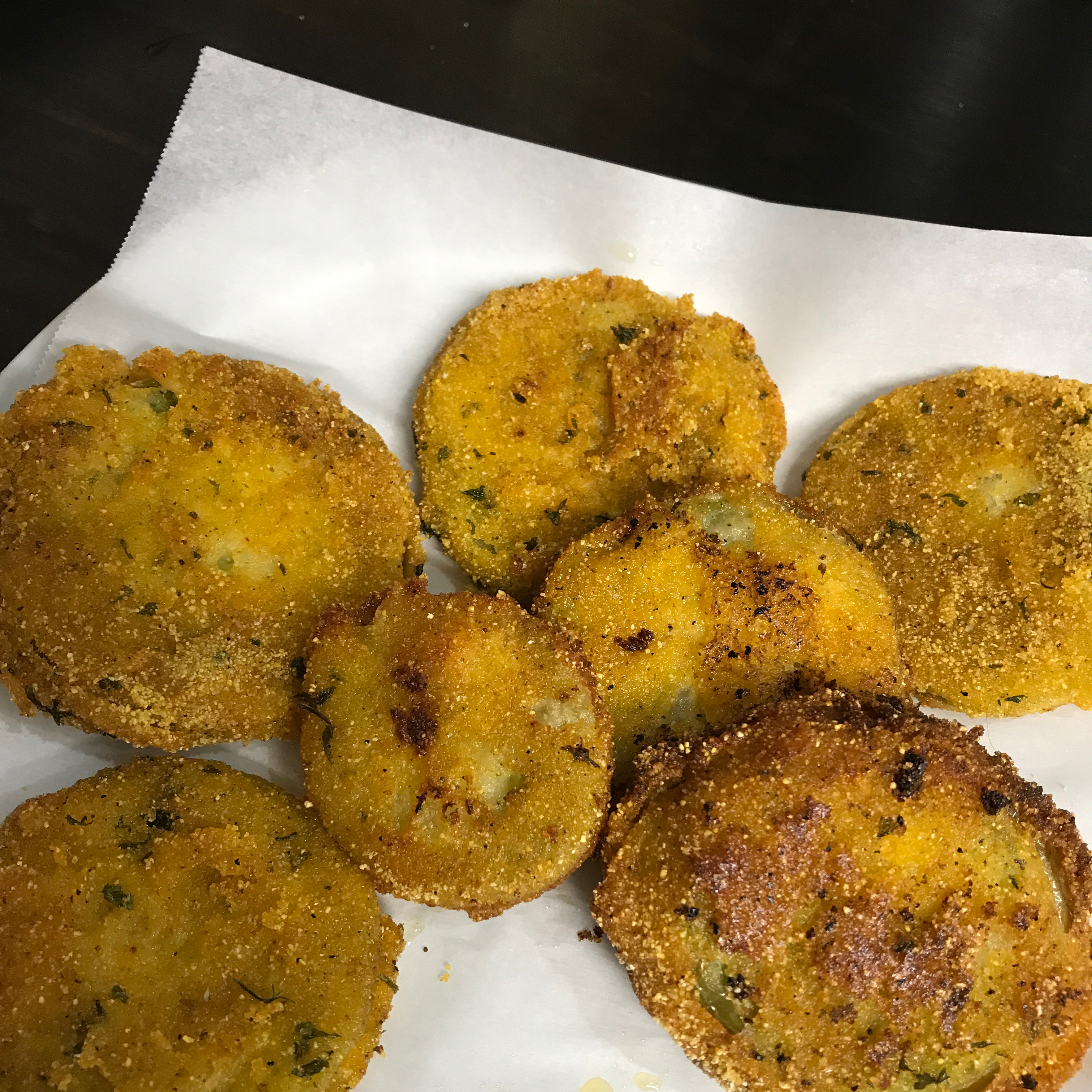 Perfect Fried Green Tomatoes Amy Miller